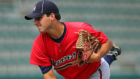 David Hale is 1-1 with a 7.04 ERA in two starts for Mississippi.
