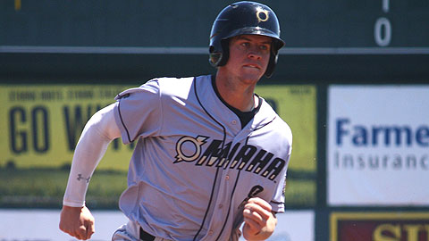 Wil Myers has hit 13 homers at Double-A and 15 at Triple-A.